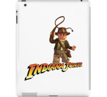 Indiana Jones - Lego version iPad Case/Skin
