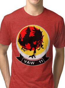 VAW-11 Early Elevens Tri-blend T-Shirt