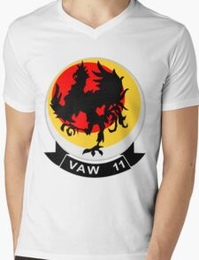 VAW-11 Early Elevens Mens V-Neck T-Shirt