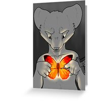 The Butterfly Project Greeting Card