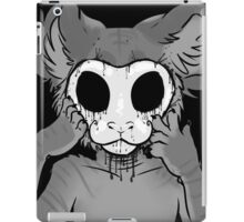 Behind The Mask iPad Case/Skin