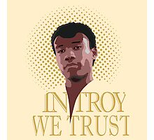 In Troy We Trust Photographic Print