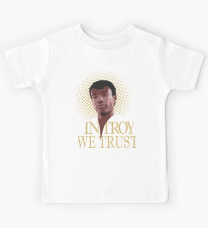 In Troy We Trust Kids Tee