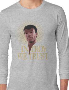 In Troy We Trust Long Sleeve T-Shirt