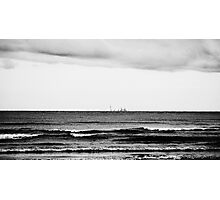 Distant Skyline Photographic Print
