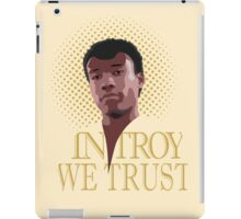 In Troy We Trust iPad Case/Skin