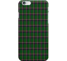 00968 Wilson's No. 189 Fashion Tartan Fabric Print Iphone Case iPhone Case/Skin