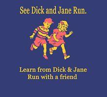 to run is fun Unisex T-Shirt