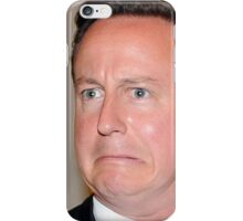 David Cameron iPhone Case/Skin