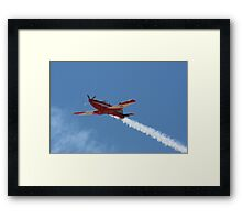 2013 Clipsal 500 Day 4 - RAAF Roulettes Framed Print