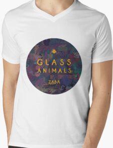 Glass Animals Mens V-Neck T-Shirt
