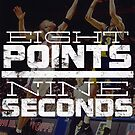8 Points. 9 Seconds. by artbySNO