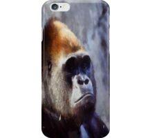 Gorilla Painting iPhone Case/Skin