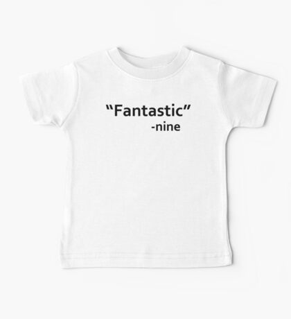 dr who quote Baby Tee