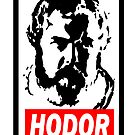 Obey Hordor by Brantoe