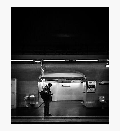 Paris Signature Series Metro 5/15 Photographic Print
