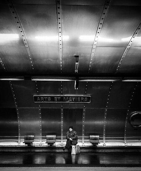 Paris Signature Series Metro 7/15 by lesslinear