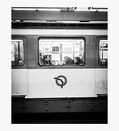 Paris Signature Series Metro 9/15 Photographic Print