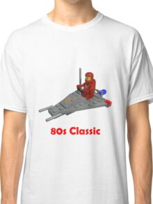 80s Classic Space Lego Classic T-Shirt