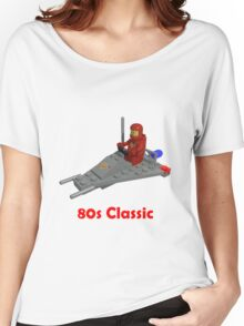 80s Classic Space Lego Women's Relaxed Fit T-Shirt