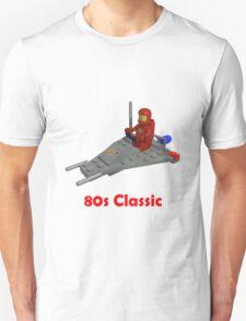 80s Classic Space Lego Unisex T-Shirt