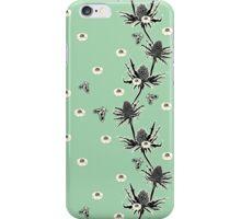 Sea Holly -  Sea Foam iPhone Case/Skin
