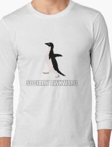 Socially Awkward Tee Long Sleeve T-Shirt