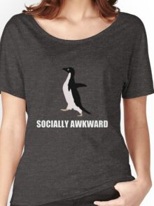 Socially Awkward Tee Women's Relaxed Fit T-Shirt