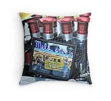 """ Smokin Pipes "" Throw Pillow"