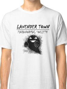 Lavender Town Paranormal Classic T-Shirt