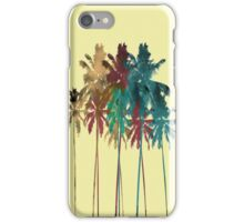 Palmy Daze iPhone Case/Skin