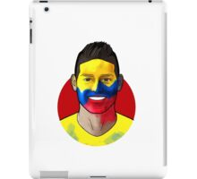James Rodriguez Colombia 2 iPad Case/Skin