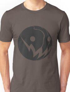 Grin: Ball Grey Unisex T-Shirt