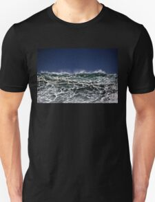 Winter Waves At Pipeline 11 Unisex T-Shirt