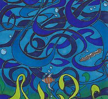 Undersea by Joshessel