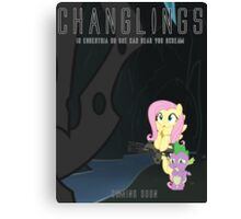 Changlings Canvas Print