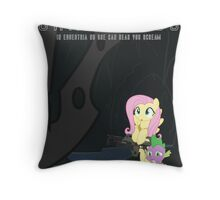 Changlings Throw Pillow