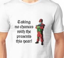 Because the presents don't look after themselves! Unisex T-Shirt