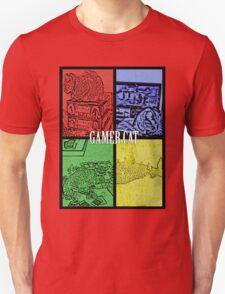 Gamer Cat T-Shirt