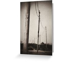 The solitude Greeting Card