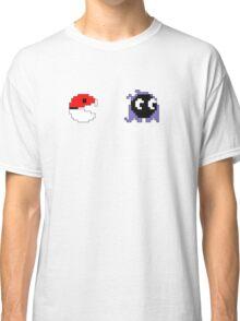 Pakéman (Outline) Classic T-Shirt