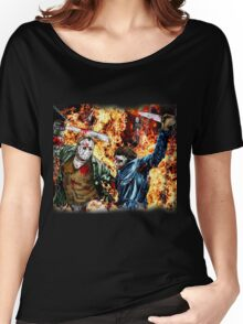 the battle for HELL Women's Relaxed Fit T-Shirt
