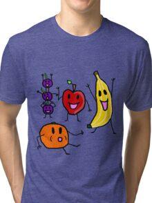 Fruits!!! Tri-blend T-Shirt