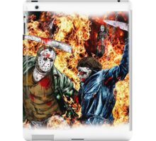 the battle for HELL iPad Case/Skin