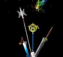 Final Fantasy X by stardustshadow