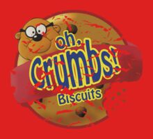 oh Crumbs!!! One Piece - Short Sleeve