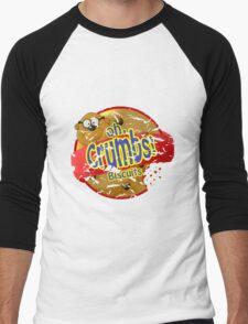 oh Crumbs!!! Men's Baseball ¾ T-Shirt