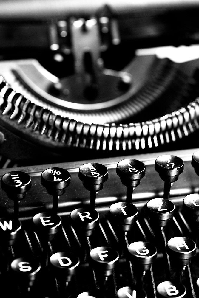 Typewrite 5 by Falko Follert