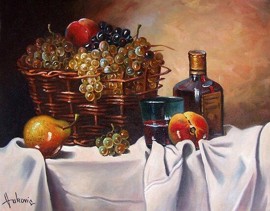 fruitful autumn by dusanvukovic
