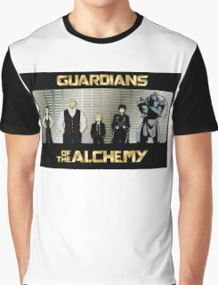 Guardians of the Alchemy Graphic T-Shirt